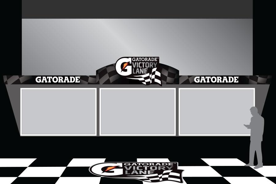 GATORADE VICTORY LANE - josephallenkohlhas.com